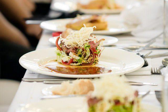 Servicio de catering raw/veg para eventos theVeggielab