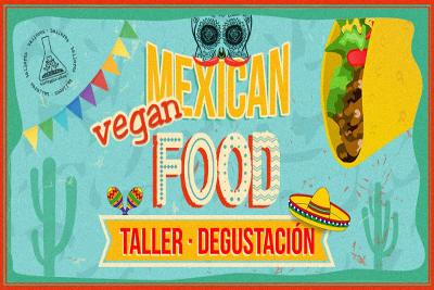 taller de cocina mexicana theVeggielab