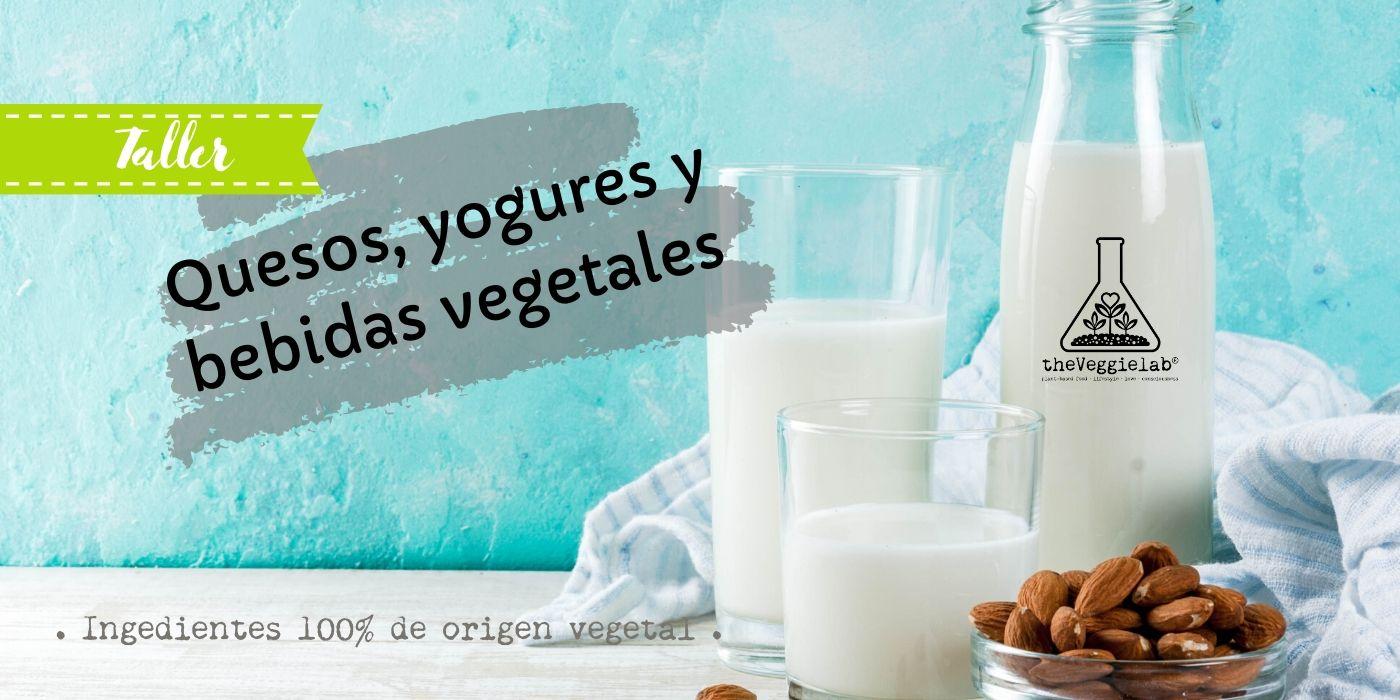 taller de quesos, yogures y bebidas vegetales en Colmenar Viejo - theVeggielab