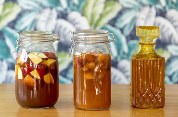 Vinagre de manzana taller de fermentos online con Luis García theVeggielab